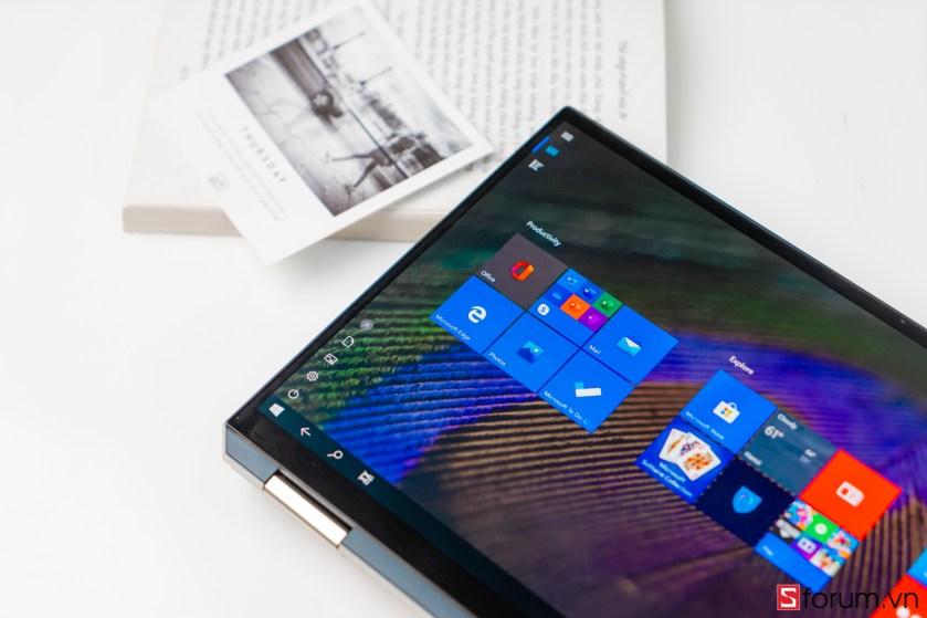 Sforum - Trang thông tin công nghệ mới nhất CPS-HP-Spectre-X360-13-40 Trên tay HP Spectre x360 13: Laptop đẹp, cao cấp và... có giá 48 triệu!!!