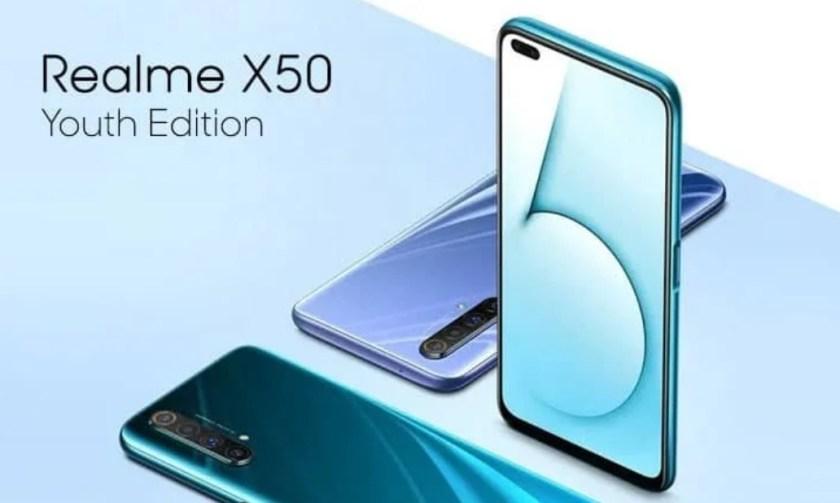 Sforum - Trang thông tin công nghệ mới nhất Screenshot_23-8 Realme X50 Youth lộ toàn bộ thông số camera: 4 camera mặt sau, camera selfie kép
