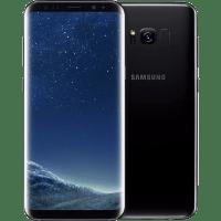 Samsung S8 Midnight Black