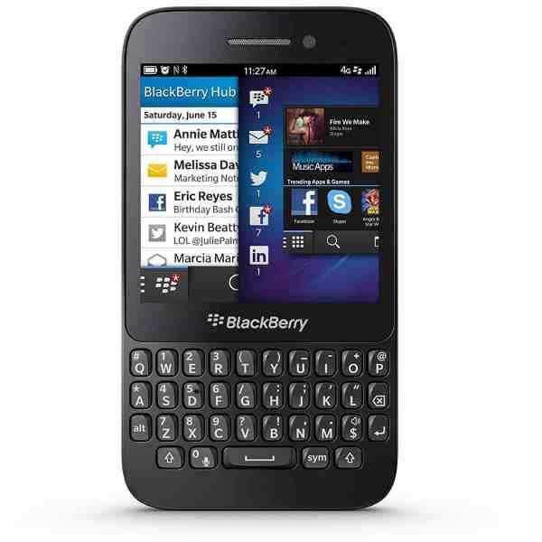 Blackberry Q5 Refurbished