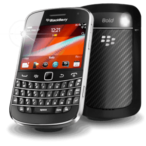 Blackberry Bold 9900 Black