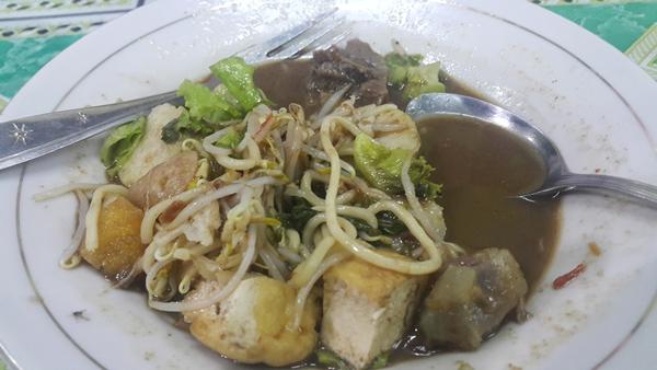 Kuliner Suroboyo di Ungaran