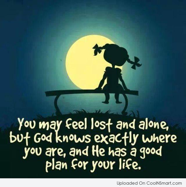 never feel alone