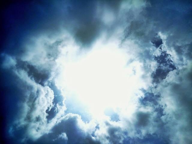 Una Imagen del Cielo Hacia la Eternidad