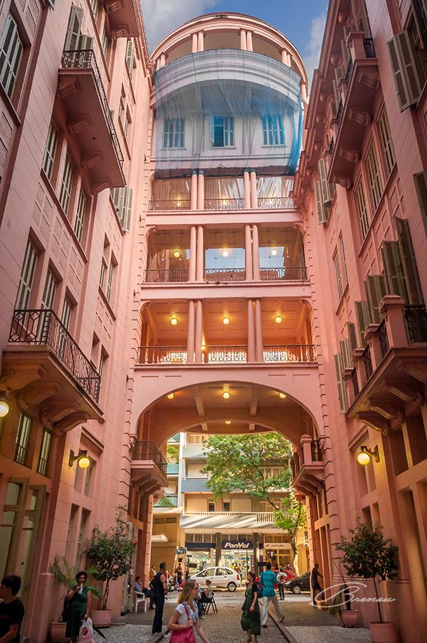 Majestic Hotel, Porto Alegre, Brazil.