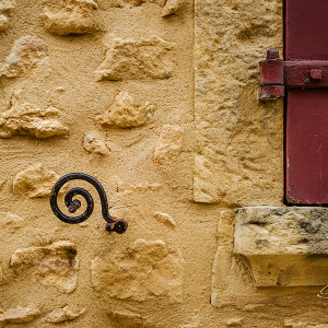 Window holder.