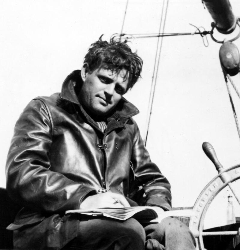 Jack London bio bande dessinée