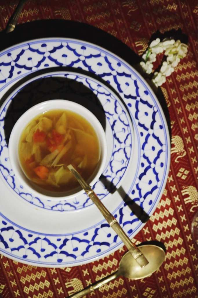 loy nava river cruise vegetable soup