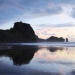 How to Camp Like a Kiwi at Piha Beach, New Zealand