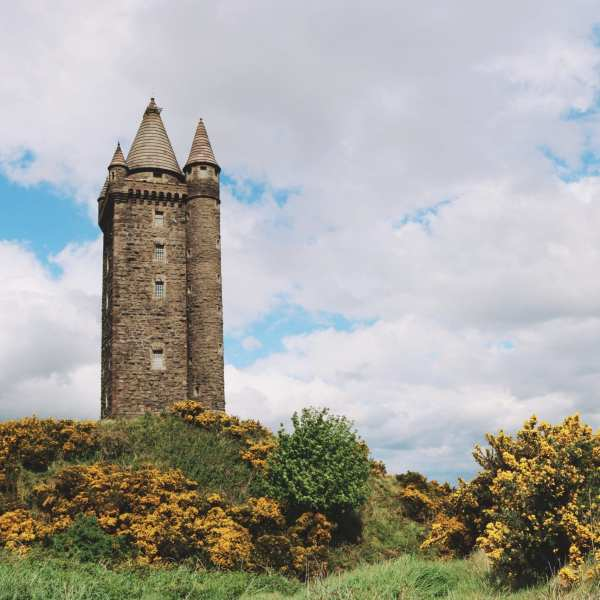 scrabo tower rachel ennis