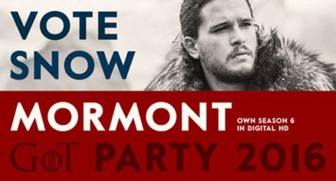 Vote Snow!!
