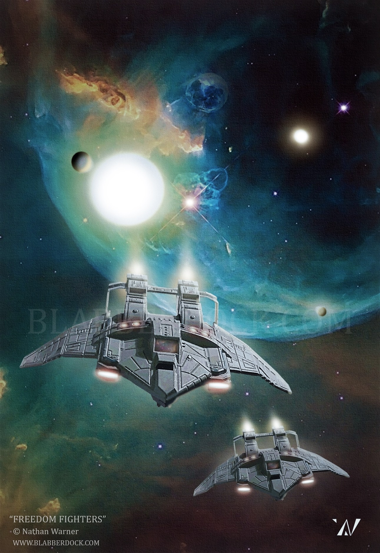 Star Trek Concept Artwork