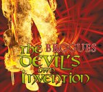 "Cover ""The Devil's Own Invention"""