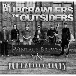 cover the pubcrawlers & the outsiders