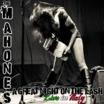 Mahones A Great Night On The Lash - Live In Italy - Cover