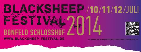 Logo blacksheep Festival