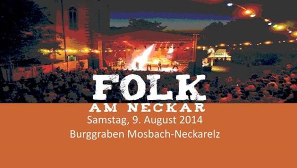 2. Folk am Neckar 02.08. 2014