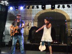 Verzauberten ihre Zuhörer: Bardic
