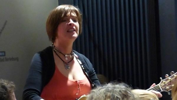Eleanor McEvoy in Werdohl, 04.10.2014