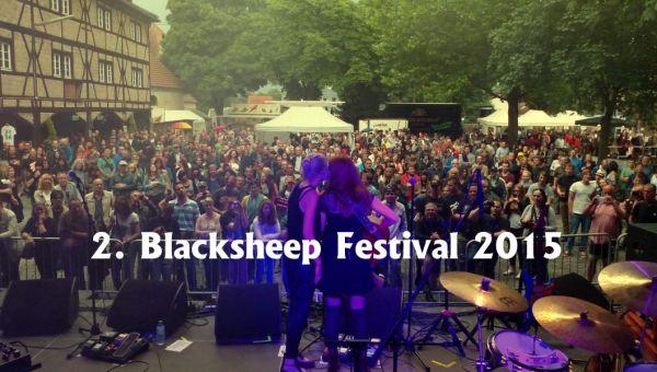 2. Blacksheep Festival 2015 – Vorschau