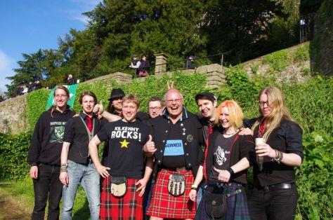 Kilkenny Knights Band