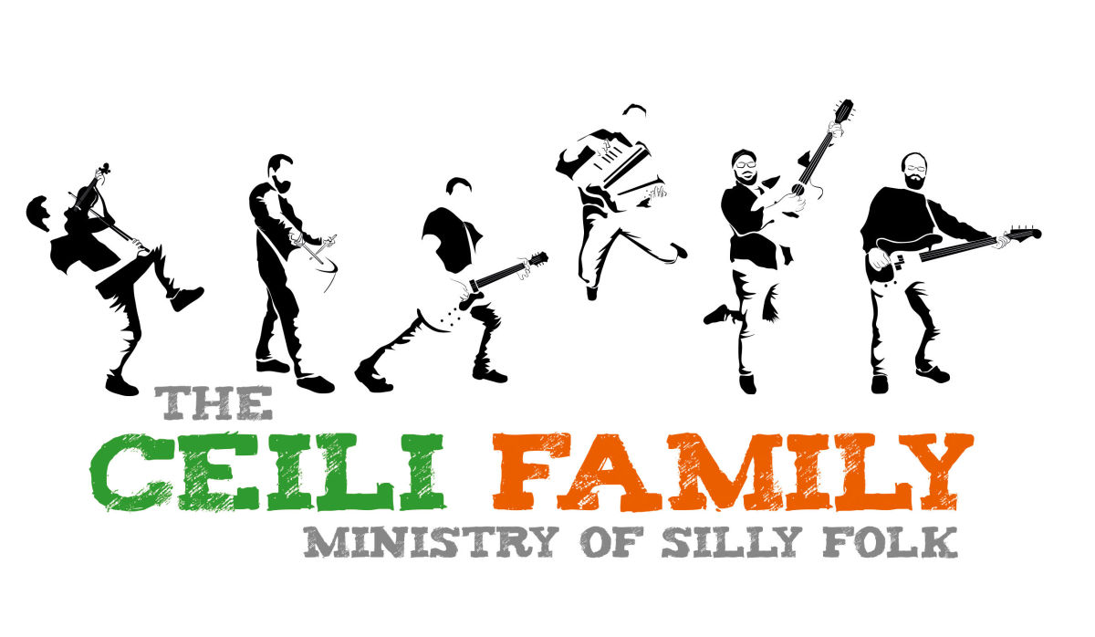 Cover Ministry Of Silly Folk