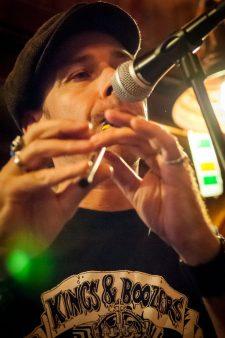 Der Flötenkönig alias Thompson MacRünker