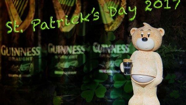 Partytipps für St. Patrick's Day