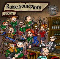 Raise Your Pints 2 Cover