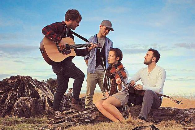 Threepwood ´N Strings - The Kingdom of yours (2017)