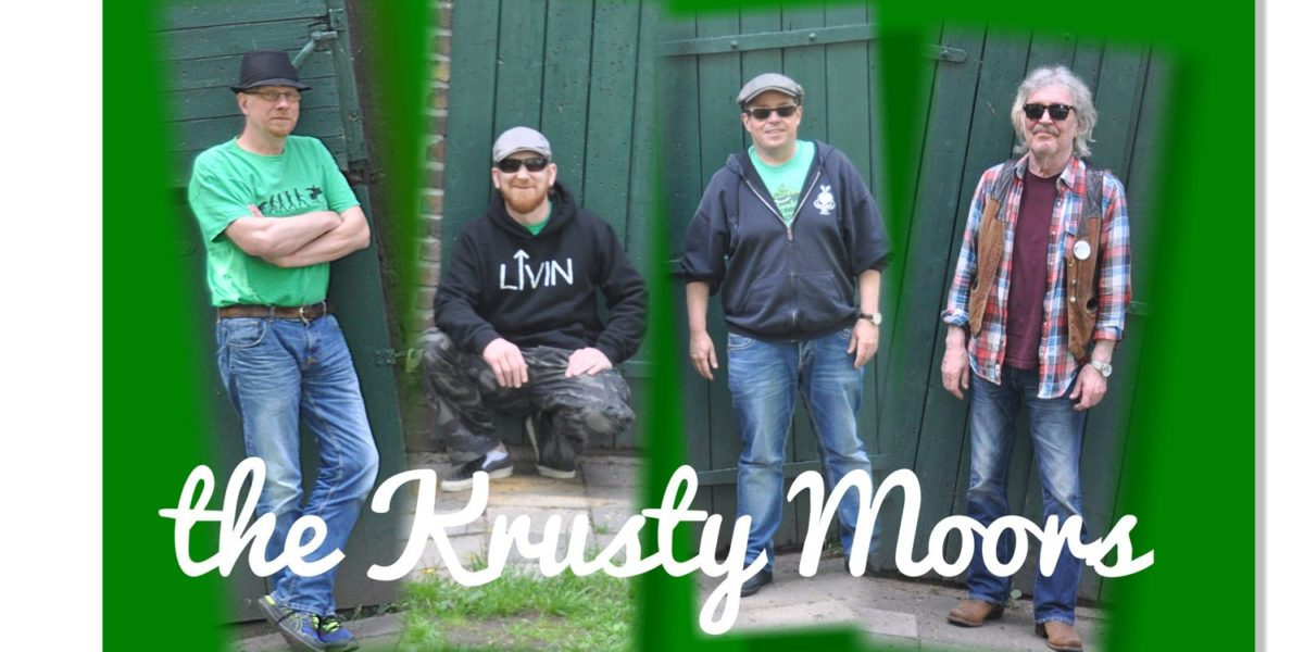 The Krusty Moors Bandfoto