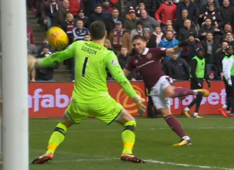 Hearts Attack Stops Celtic at 69