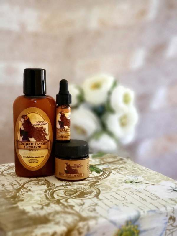 Celtic Complexion Anti Aging Kit