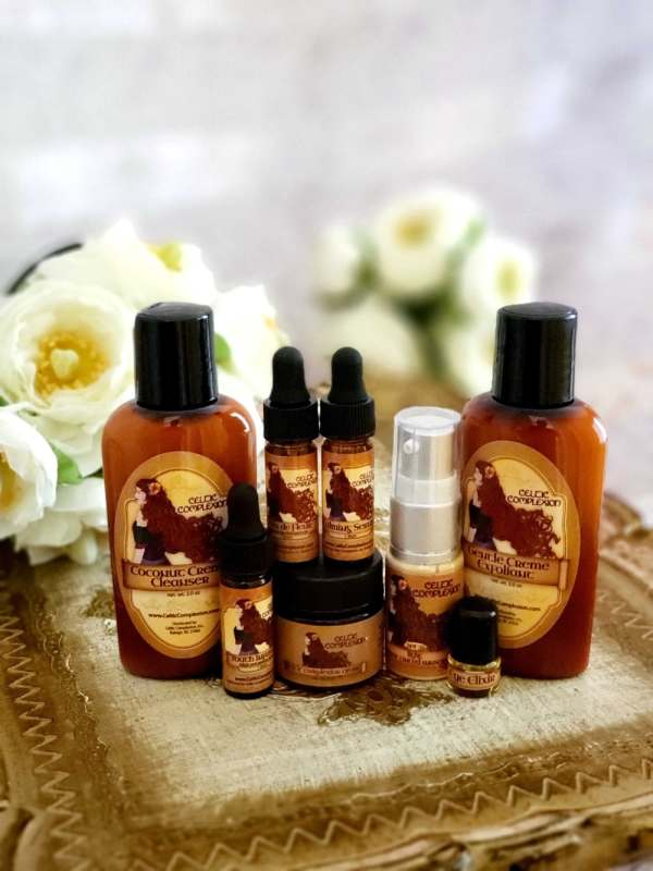 Celtic Complexion Love Your Skin Travel Kit