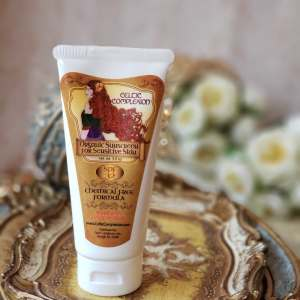 Celtic Complexion Sunscreen Lotion
