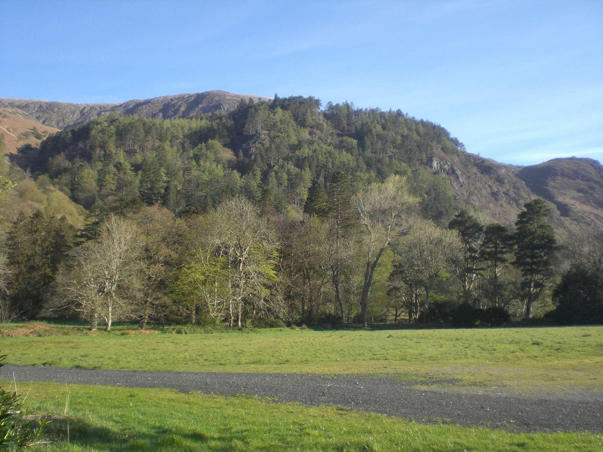 Earth Camp Ground Tal-y-Llyn
