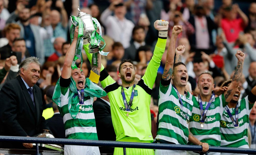 Celtic fans tipped to win FIFA fan award
