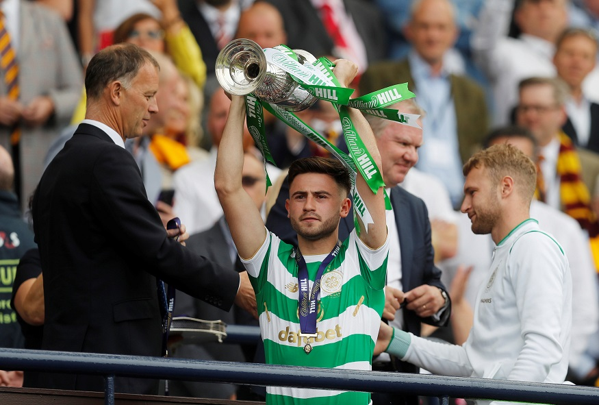 Patrick Roberts reveals he could return to Celtic!