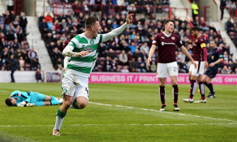 Celtic Brace Themselves For Bid From Premier League Club For Midfield Maestro