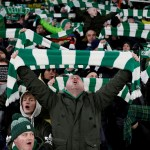 Celtic Park Fans In Full Voice