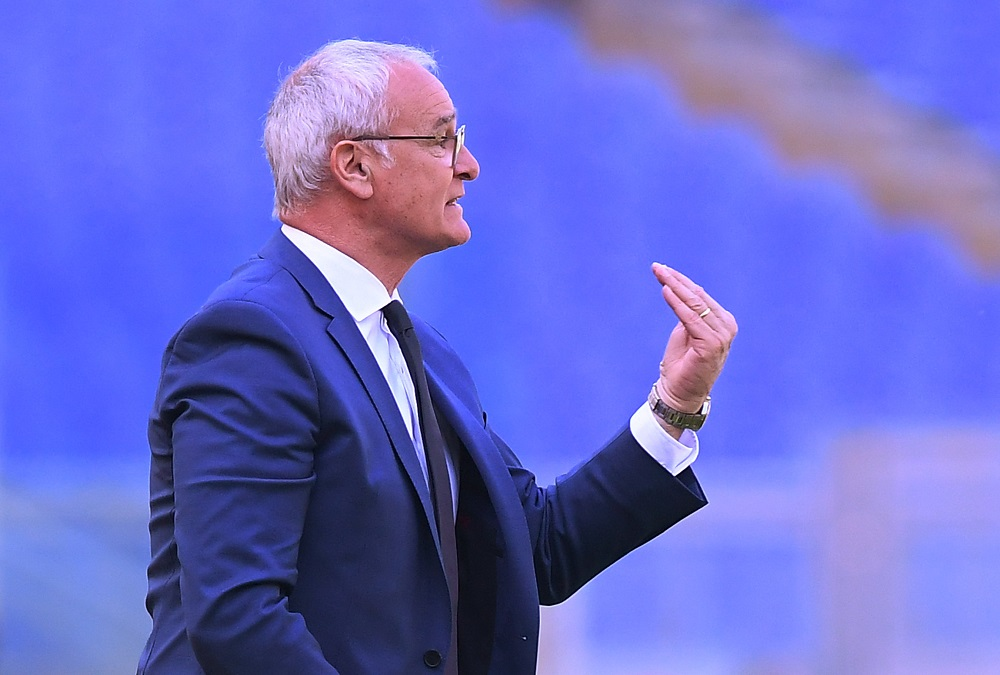 Ranieri Reportedly Heads Star-Studded Four Man Shortlist For Celtic Manager's Job