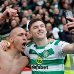 Kieran Tierney & Scott Brown