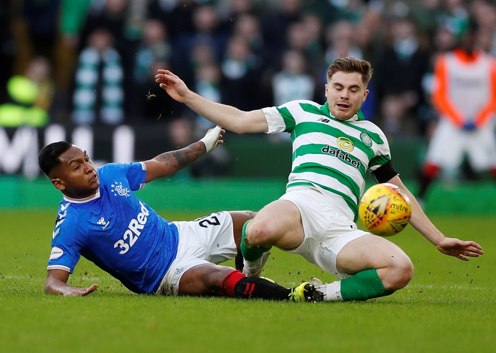 'Not Been The Same Since Penning His New Deal' 'Bottles It In A Battle' Fans Criticise Celtic Ace After Old Firm Defeat