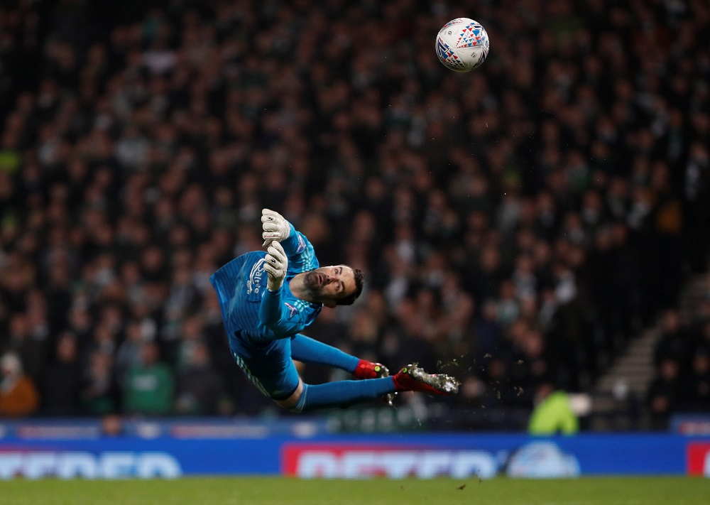 'Not A Bad Shout' 'Best Keeper In Scotland' Some Celtic Fans On Twitter Are Backing A Surprise Choice To Replace Forster