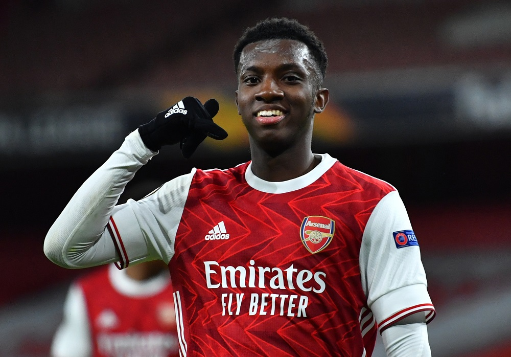 """""""A Really Quick And Exciting Talent"""" Nicholas Urges Celtic To Target Arsenal Ace As Edouard's Replacement"""