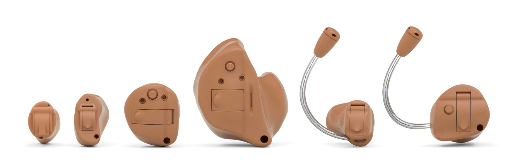 Carmarthen Hearing Aids ReSound LiNX 3D custom