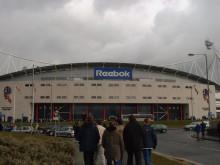 スタジアムの周りはなんもないっす。(2004当時)