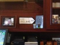 アイルランドのプレート