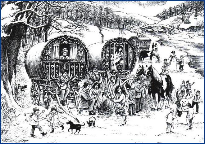 Romani Gypsies