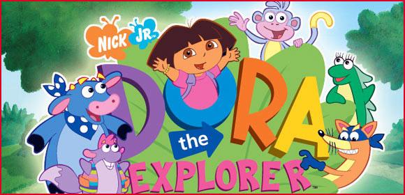 dora the hole explorer